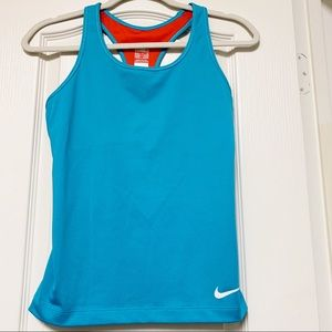 Nike compression top size S